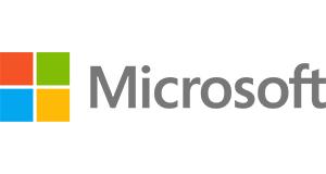 Logo image Microsoft